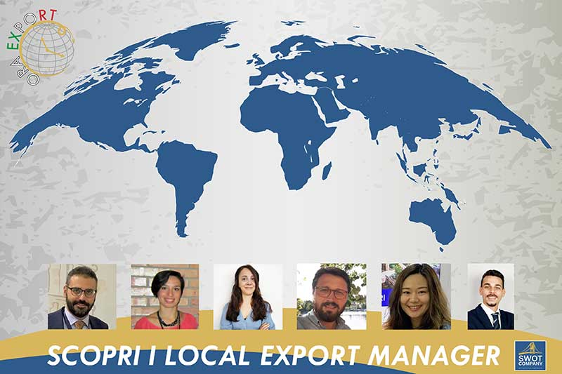 Scopri i Local Export Manager (LEM) di SWOT COMPANY
